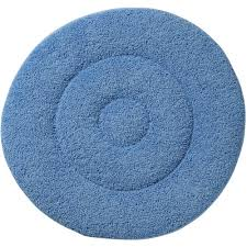 Carpet Bonnet – 19″ Microfiber, blue