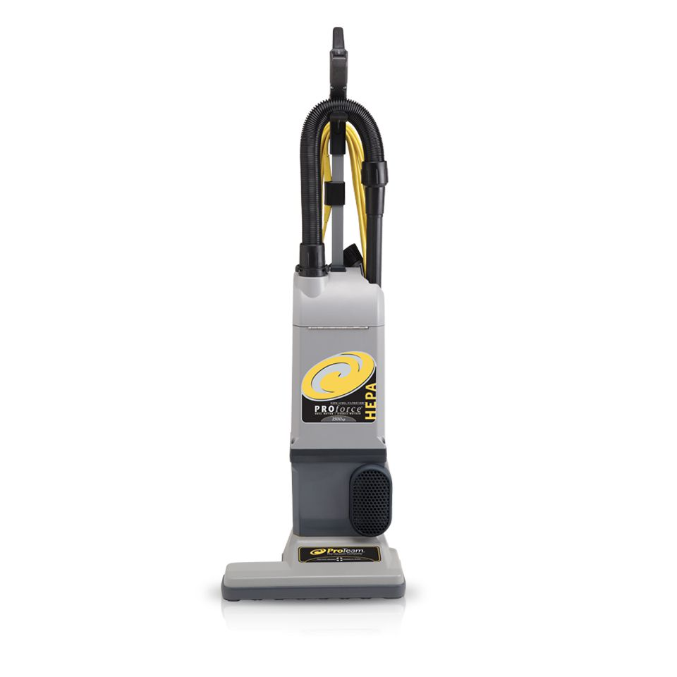 PROTEAM ProForce 1500XP Upright Vacuum, with HEPA