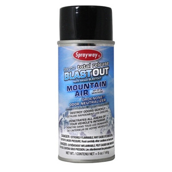 BLAST OUT Full Release Odor Neutralizer- Mountain Air