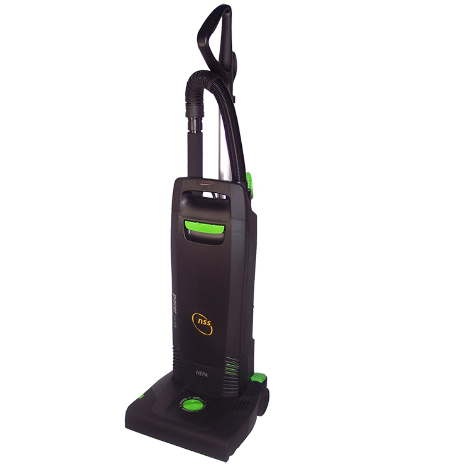 NSS Pacer 15″ Upright Vacuum