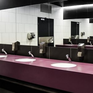 Washrooms Supplies & Disinfectants