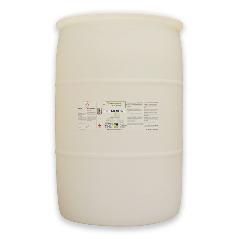 CONTRACTOR'S CHOICE Clear Shine- 205L Drum