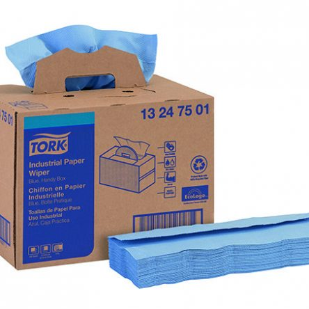TORK Indurstrial Wiper, Handy Box (180/bx)