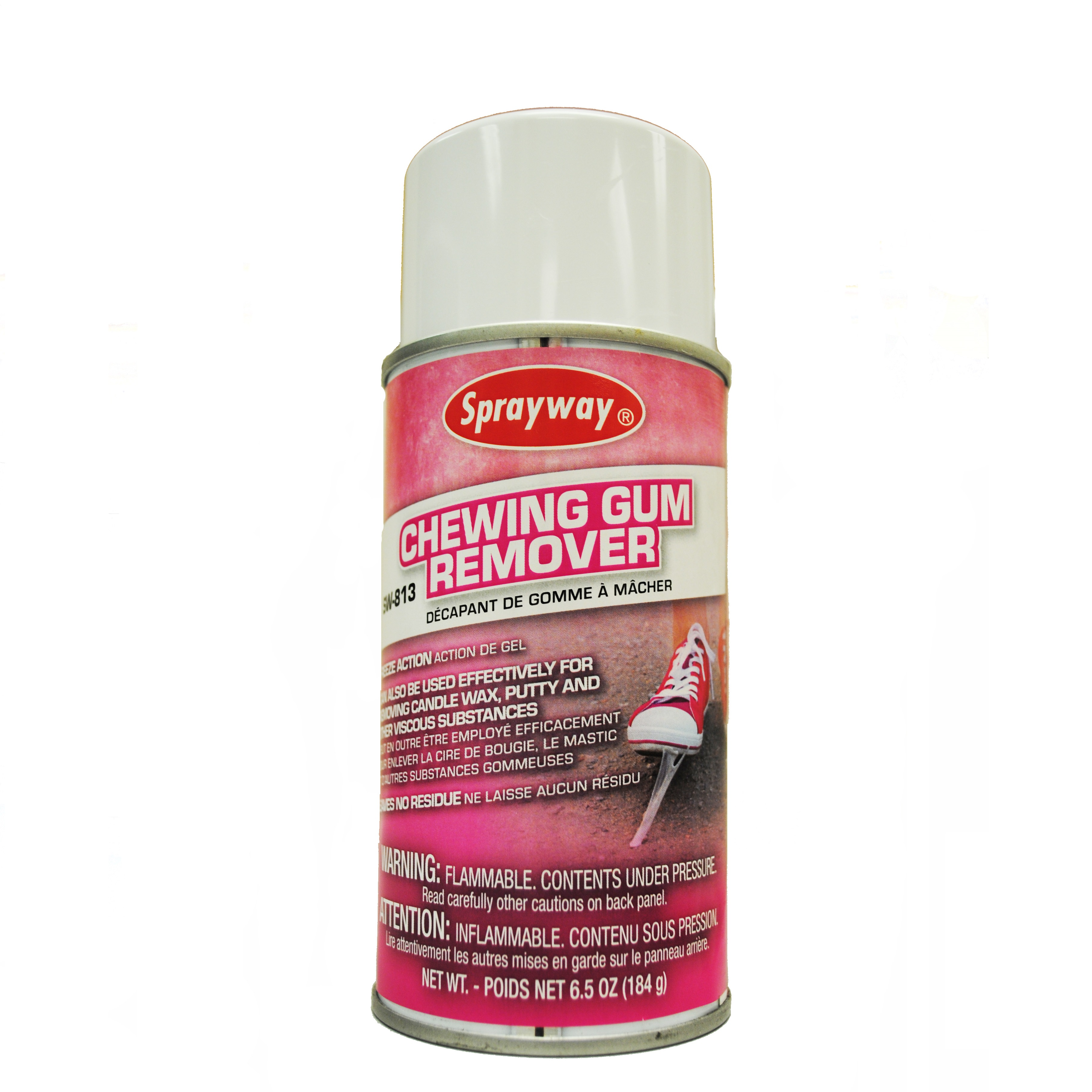 Chewing Gum Remover – 7oz aerosol can