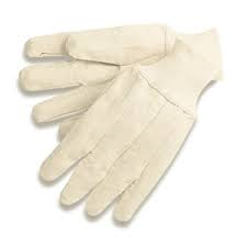 RONCO Cotton Canvas Work Gloves – Mens