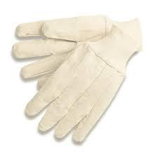 RONCO Cotton Canvas Work Gloves – Mens