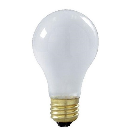 EIKO 40W Frosted Light Bulb 130V -4/Pk